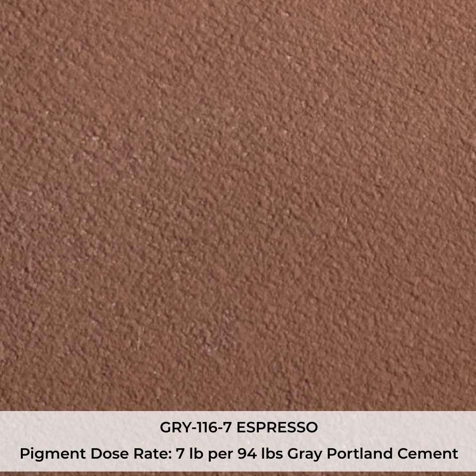 GRY-116-7 ESPRESSO Pigment