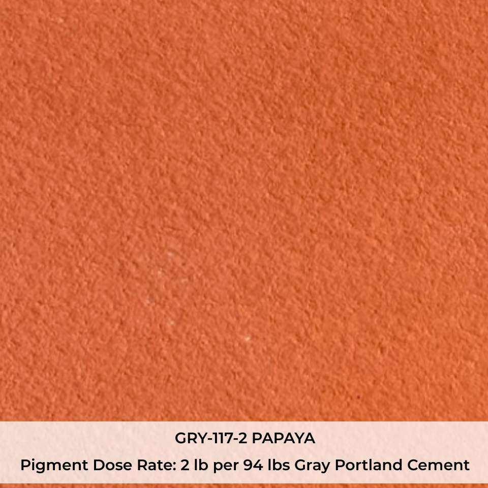 GRY-117-2 PAPAYA Pigment