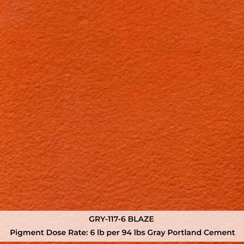 GRY-117-6 BLAZE Pigment