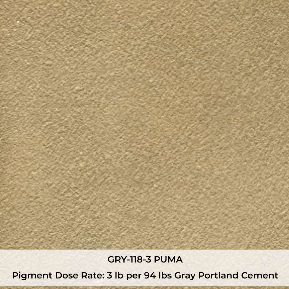 GRY-118-3 PUMA Pigment