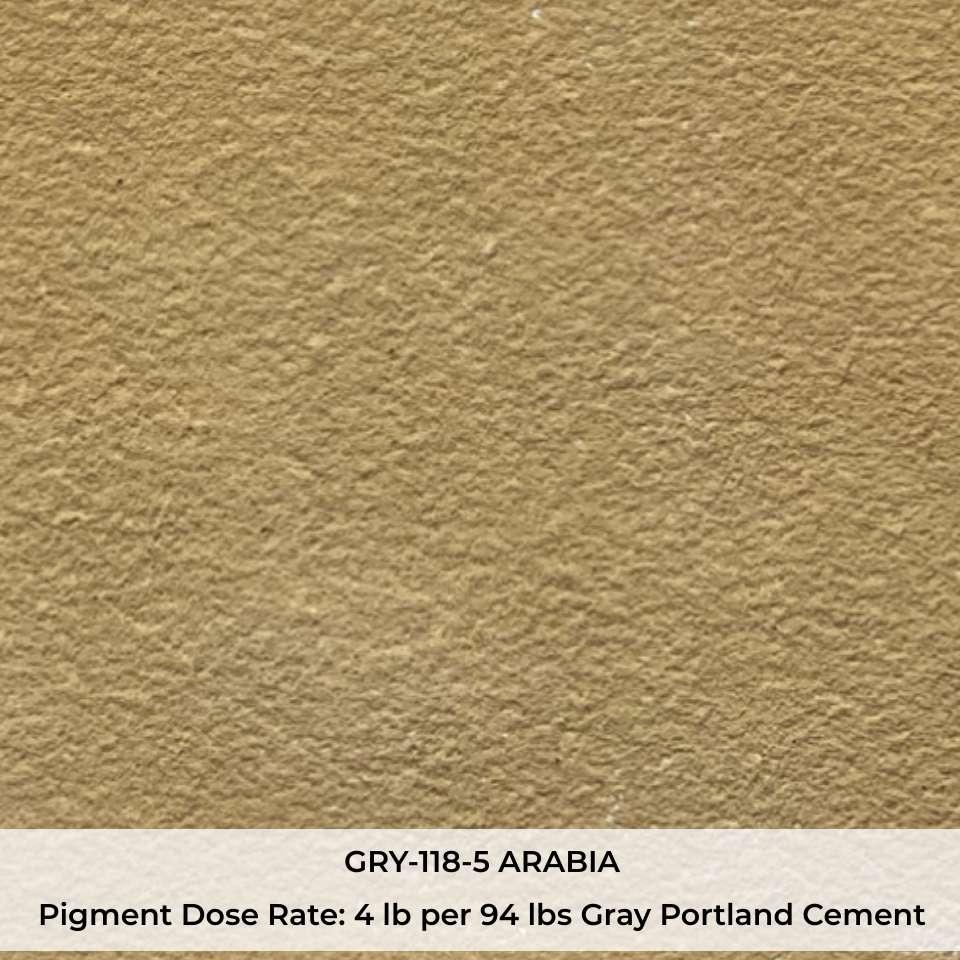 GRY-118-5 ARABIA Pigment