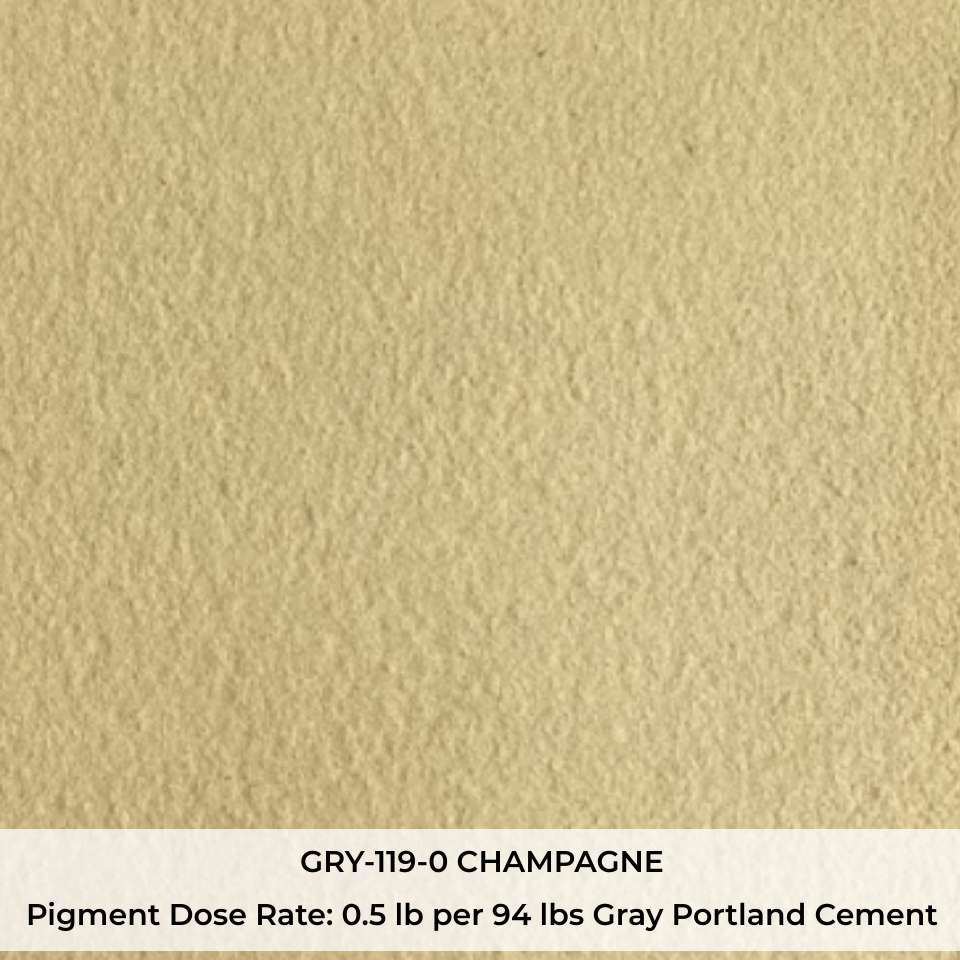 GRY-119-0 CHAMPAGNE Pigment
