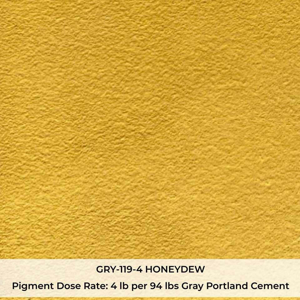 GRY-119-4 HONEYDEW Pigment