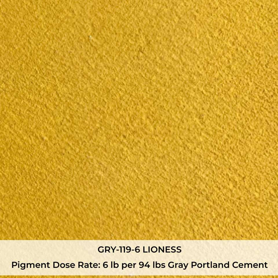 GRY-119-6 LIONESS Pigment