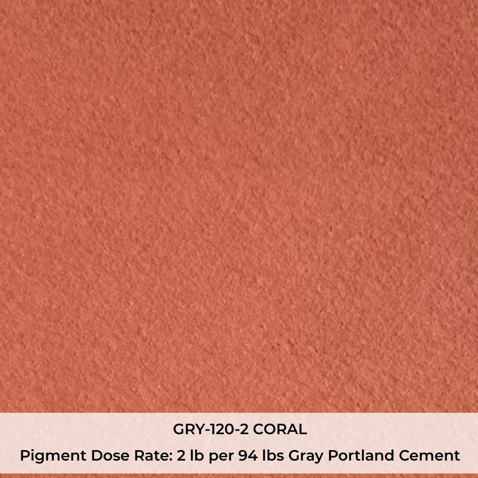 GRY-120-2 CORAL Pigment