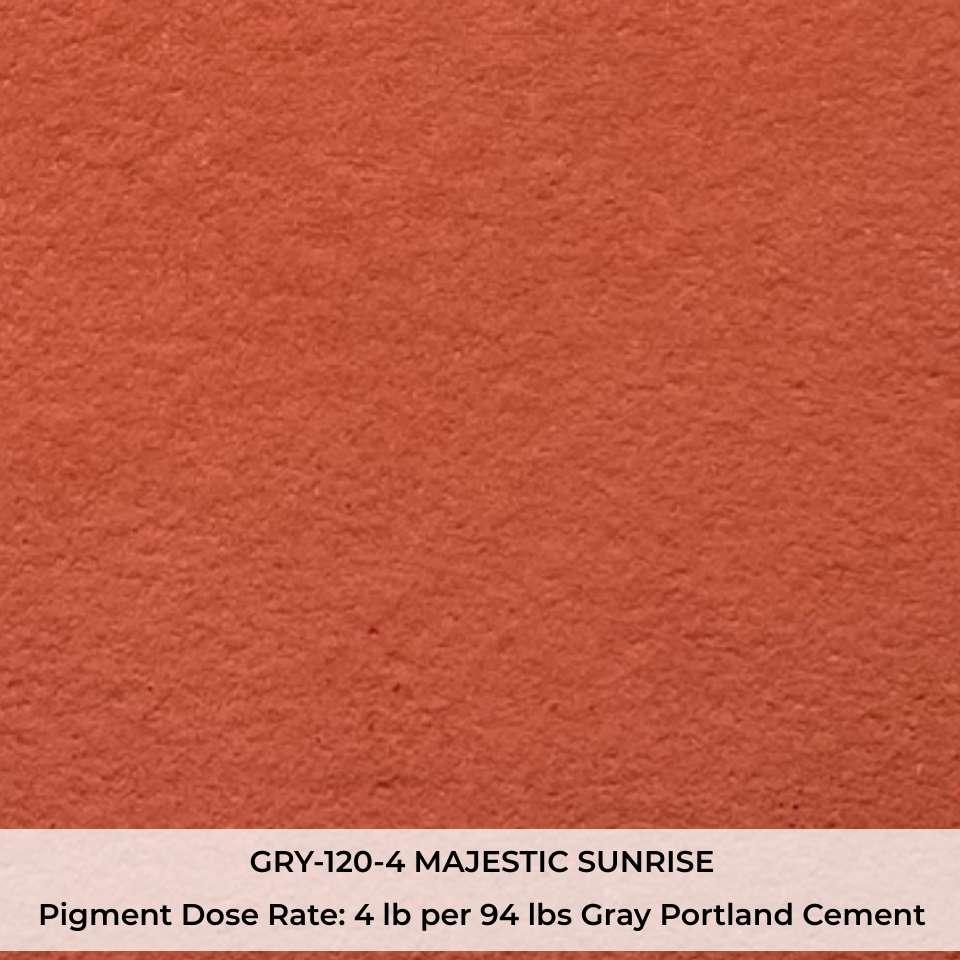 GRY-120-4 MAJESTIC SUNRISE Pigment