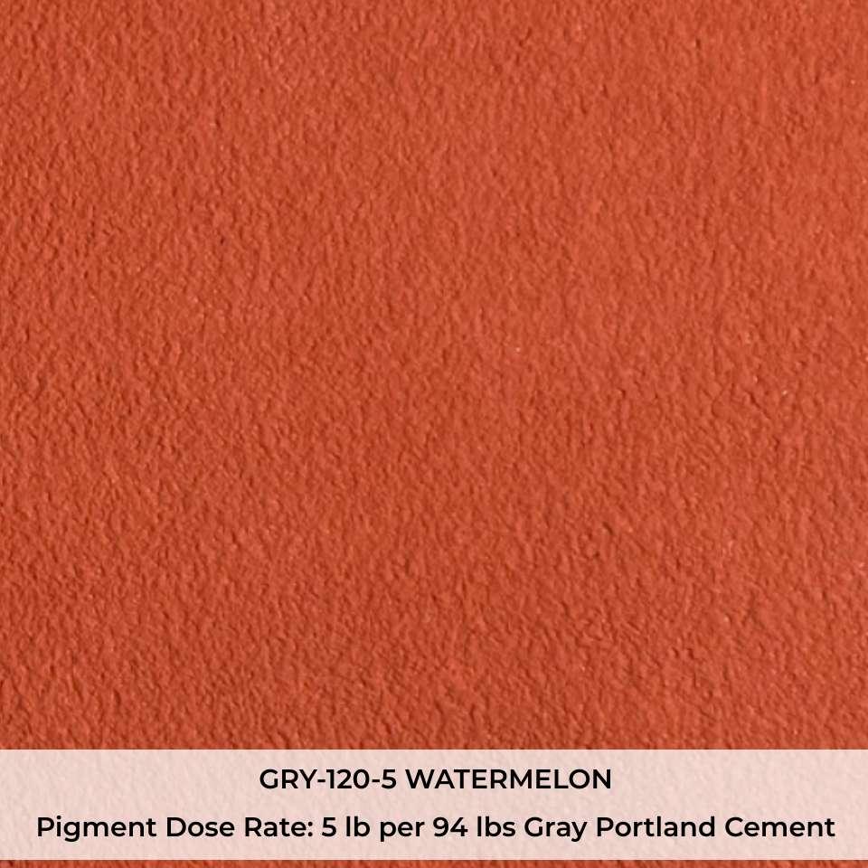 GRY-120-5 WATERMELON Pigment