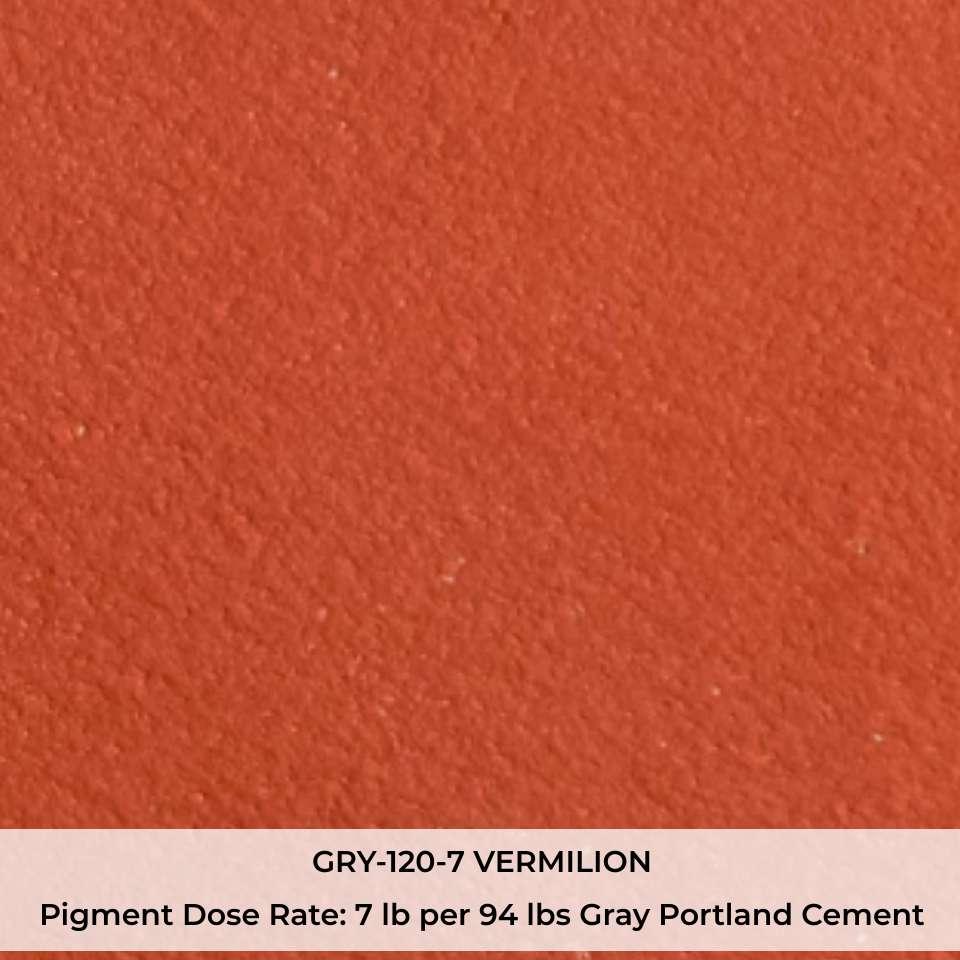 GRY-120-7 VERMILION Pigment