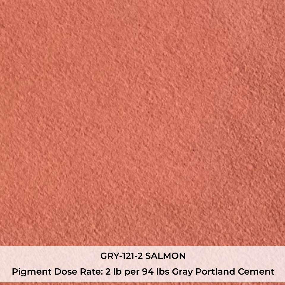 GRY-121-2 SALMON Pigment