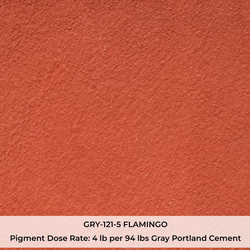 GRY-121-5 FLAMINGO Pigment