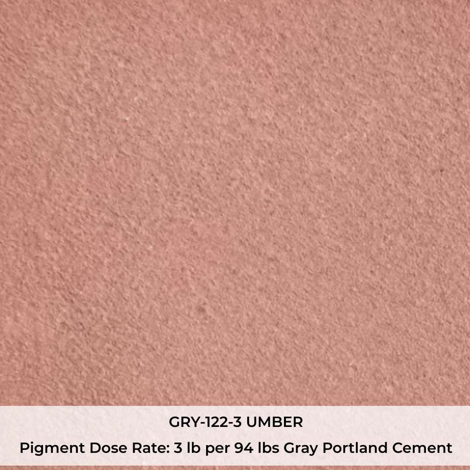 GRY-122-3 UMBER Pigment