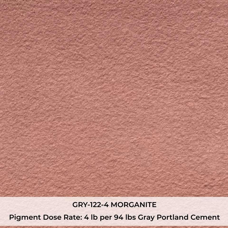 GRY-122-4 MORGANITE Pigment
