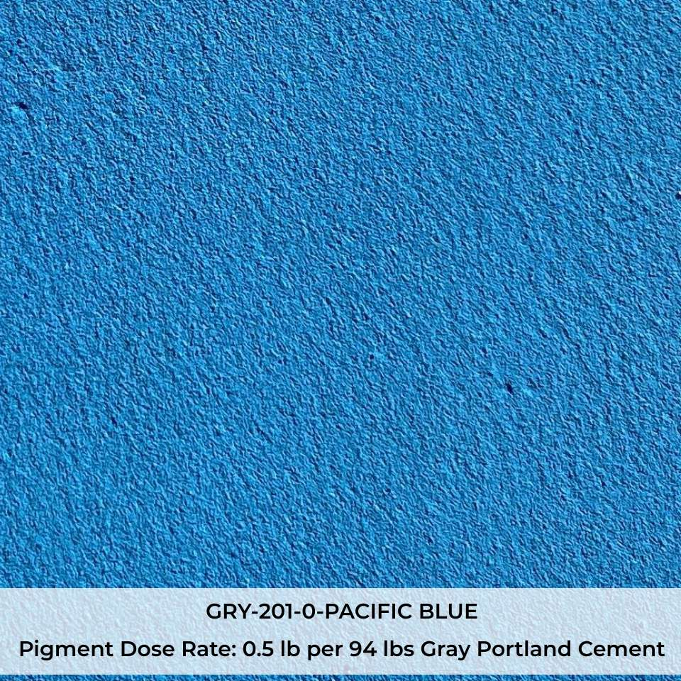 GRY-201-0-PACIFIC BLUE Pigment