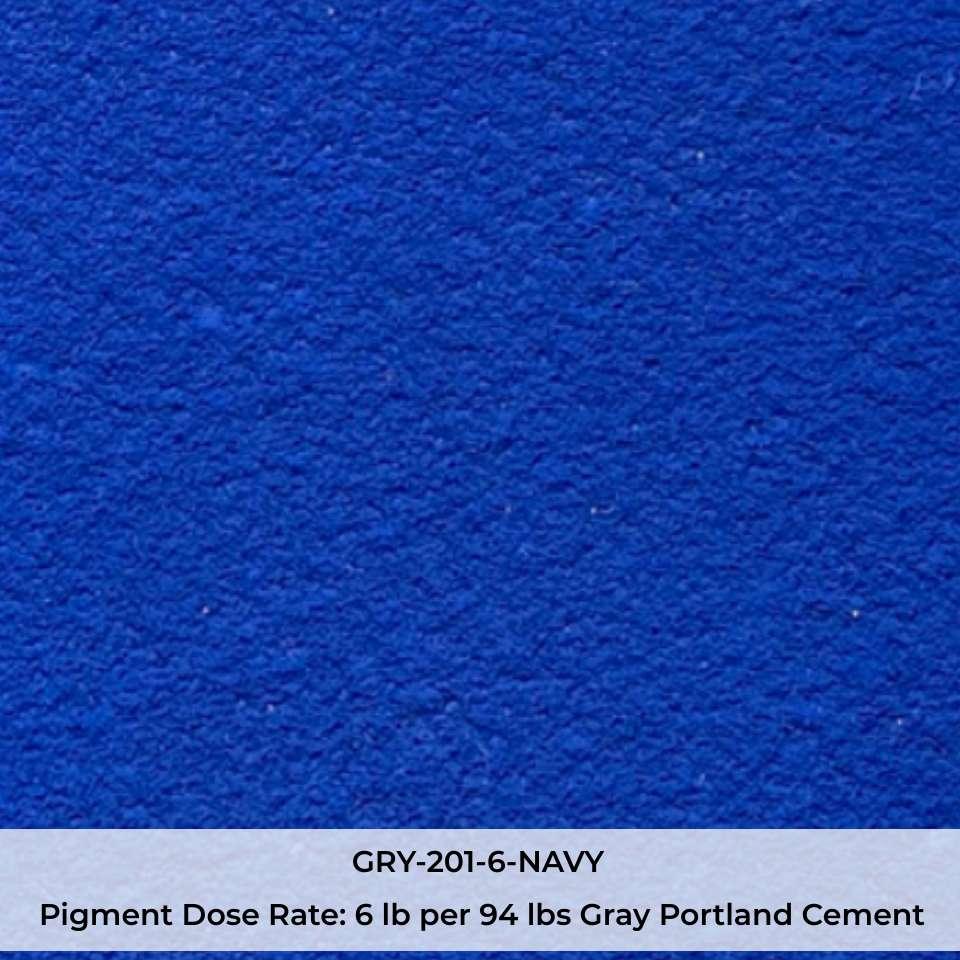 GRY-201-6-NAVY Pigment
