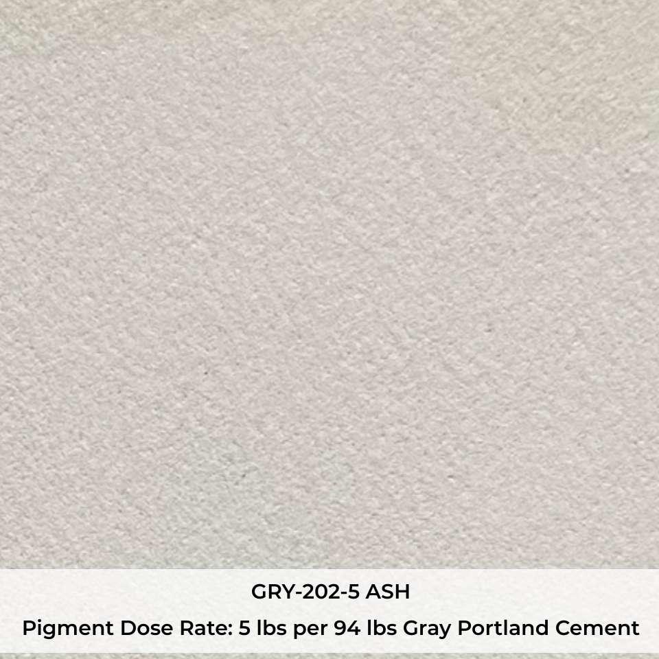 GRY-202-5 ASH Pigment