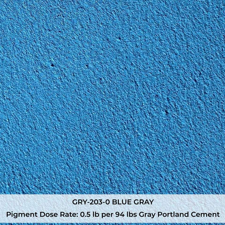 GRY-203-0 BLUE GRAY Pigment