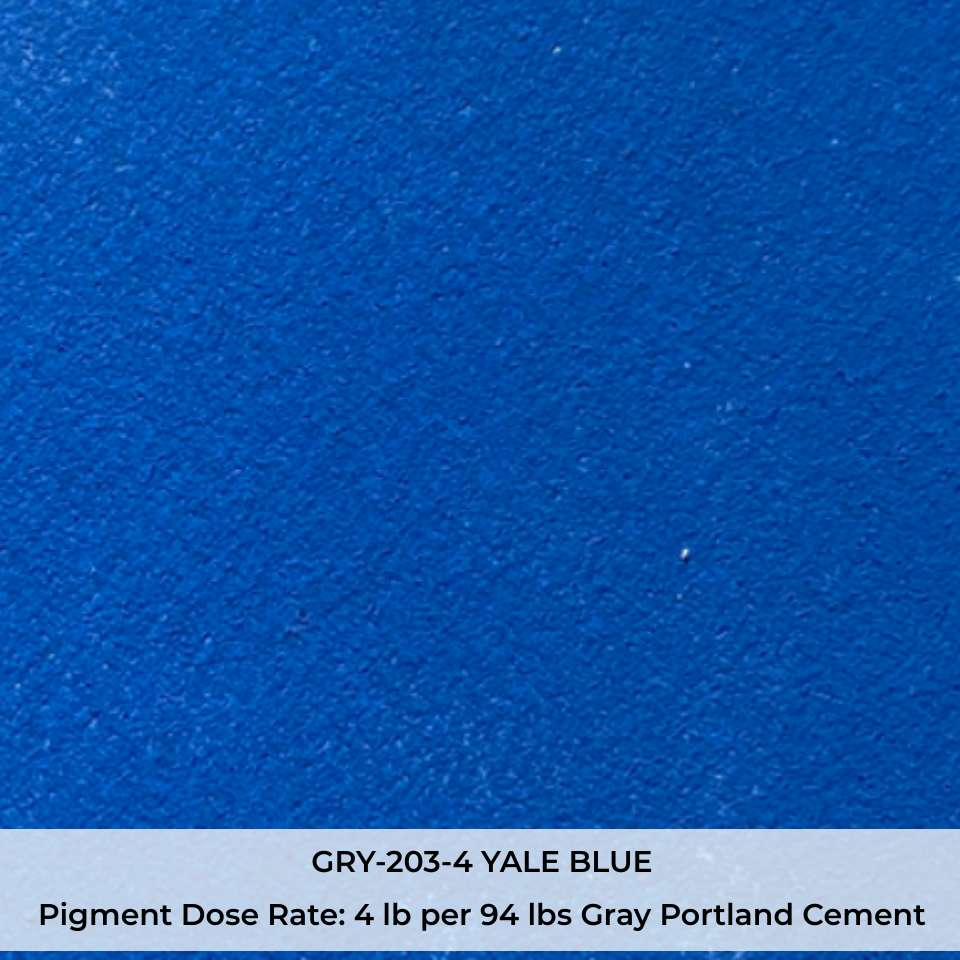 GRY-203-4 YALE BLUE Pigment