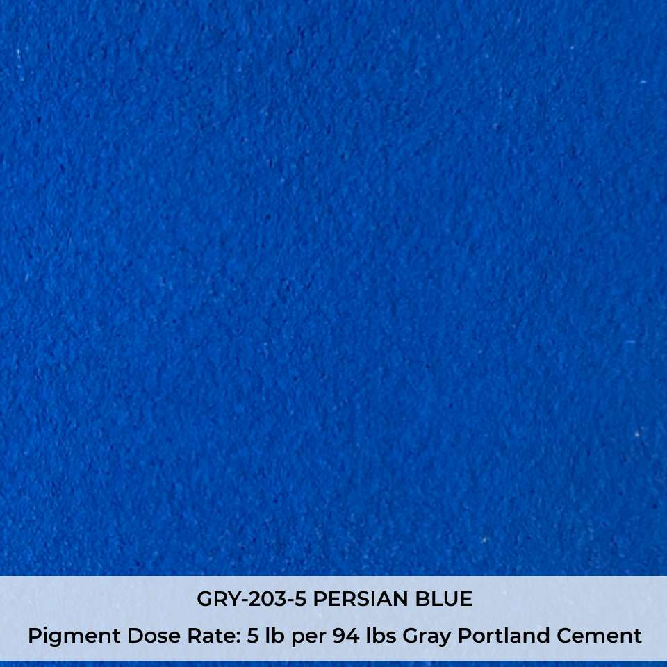 GRY-203-5 PERSIAN BLUE Pigment