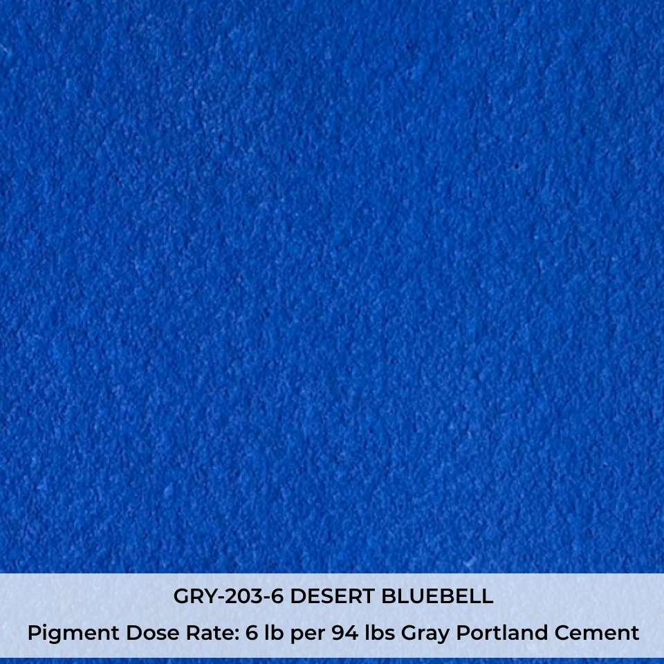 GRY-203-6 DESERT BLUEBELL Pigment