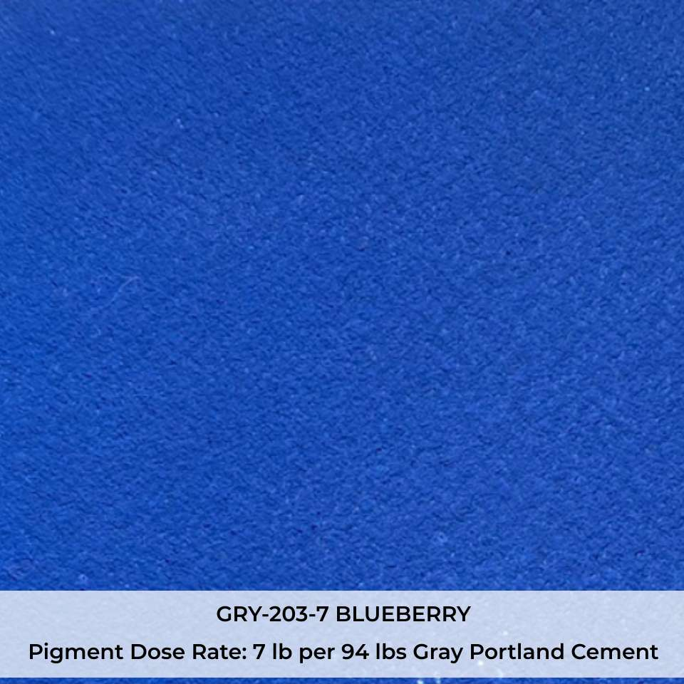 GRY-203-7 BLUEBERRY Pigment