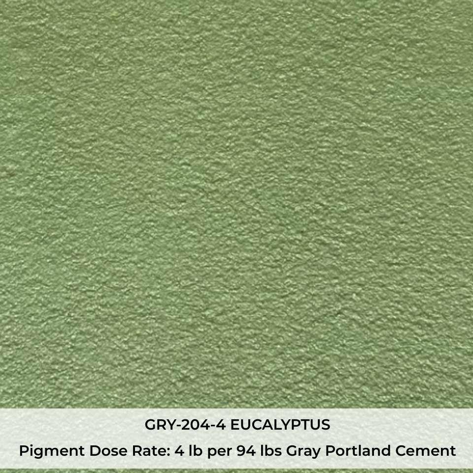 GRY-204-4 EUCALYPTUS Pigment