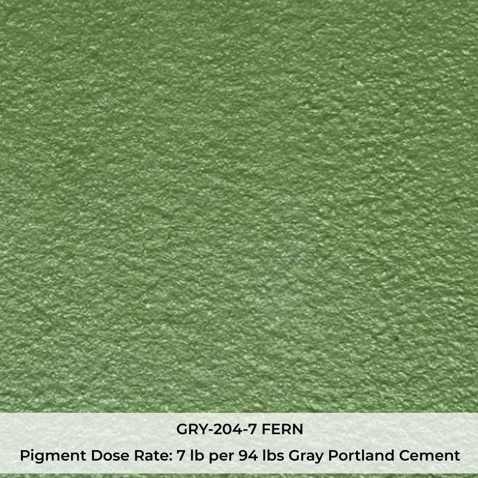 GRY-204-7 FERN Pigment