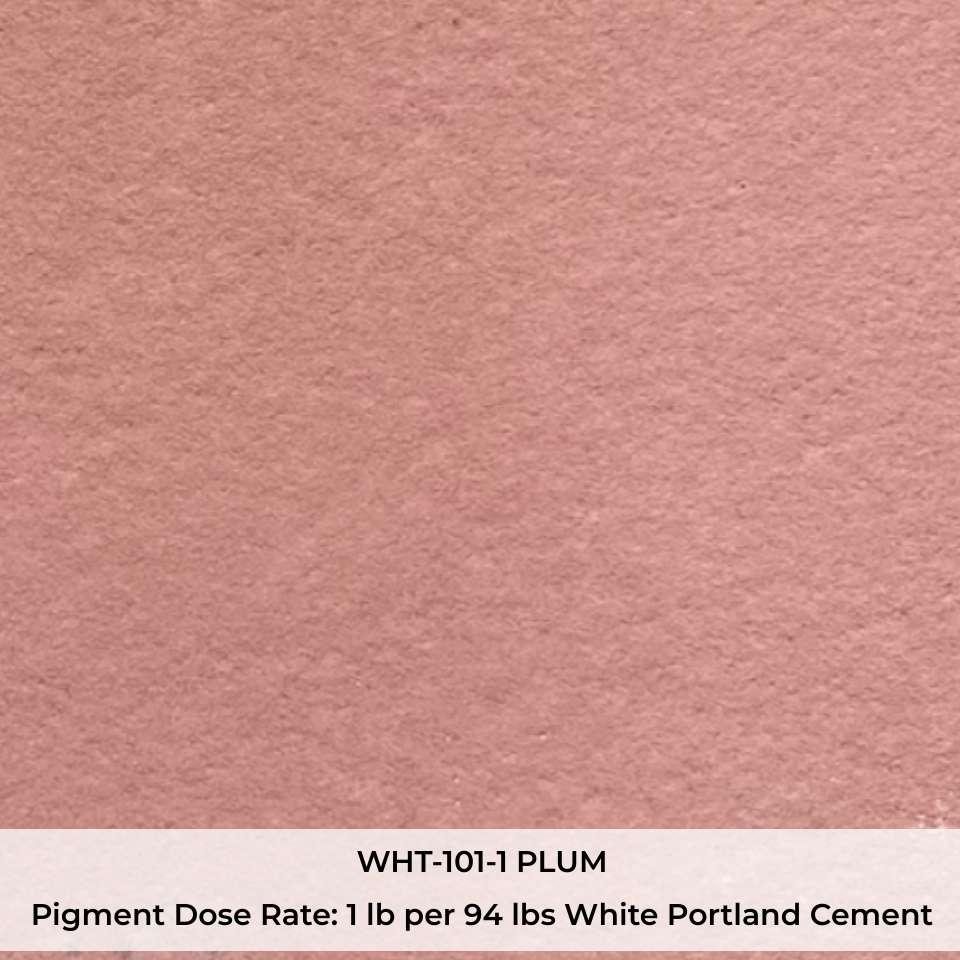 WHT-101-1 PLUM Pigment
