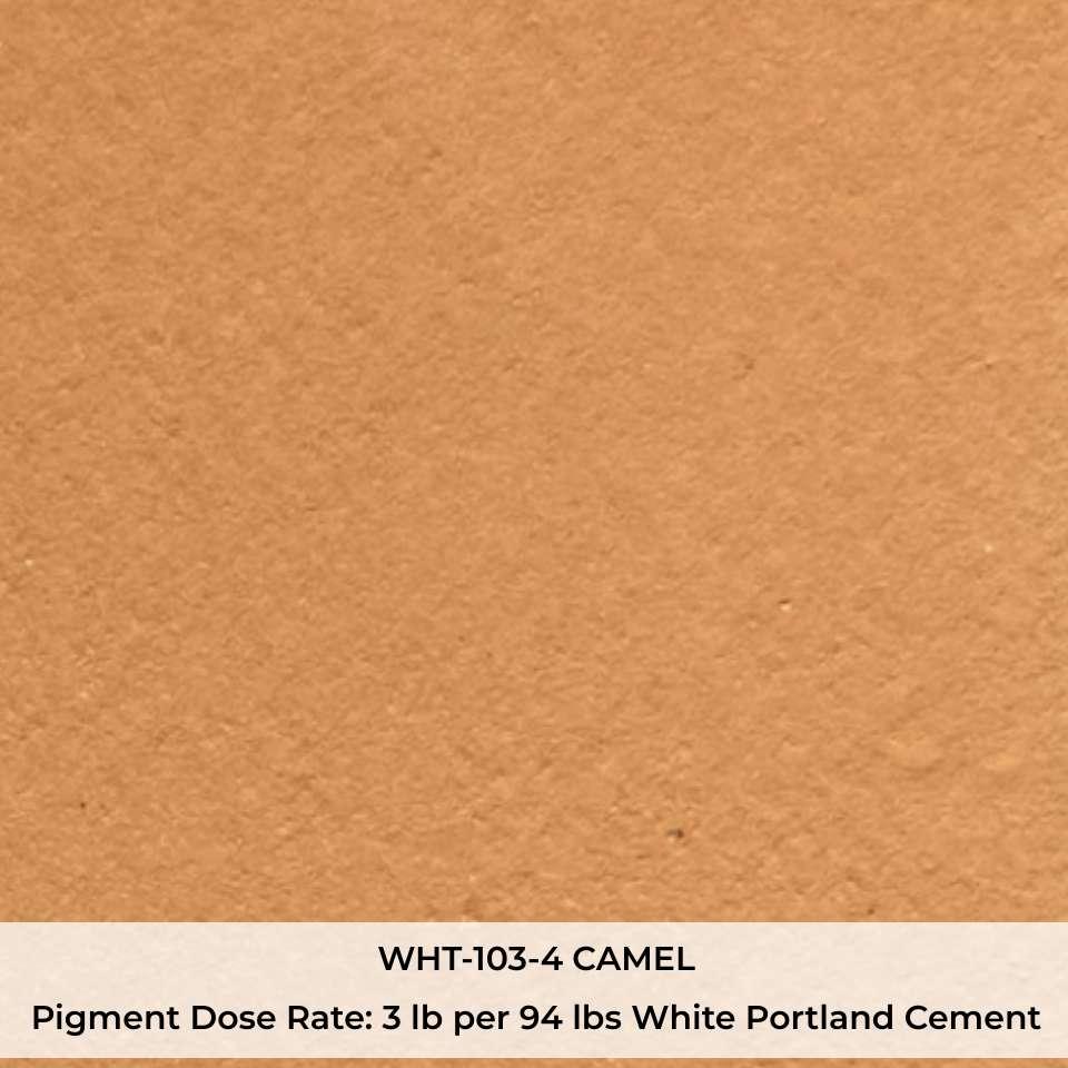 WHT-103-4 CAMEL Pigment