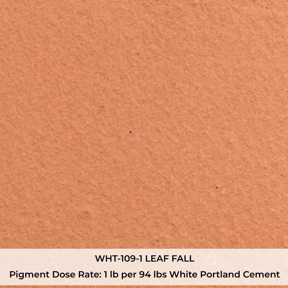 WHT-109-1 LEAF FALL Pigment