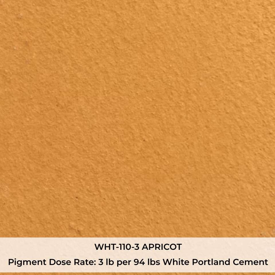 WHT-110-3 APRICOT Pigment