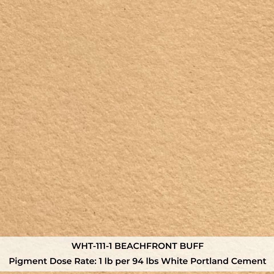 WHT-111-1 BEACHFRONT BUFF Pigment