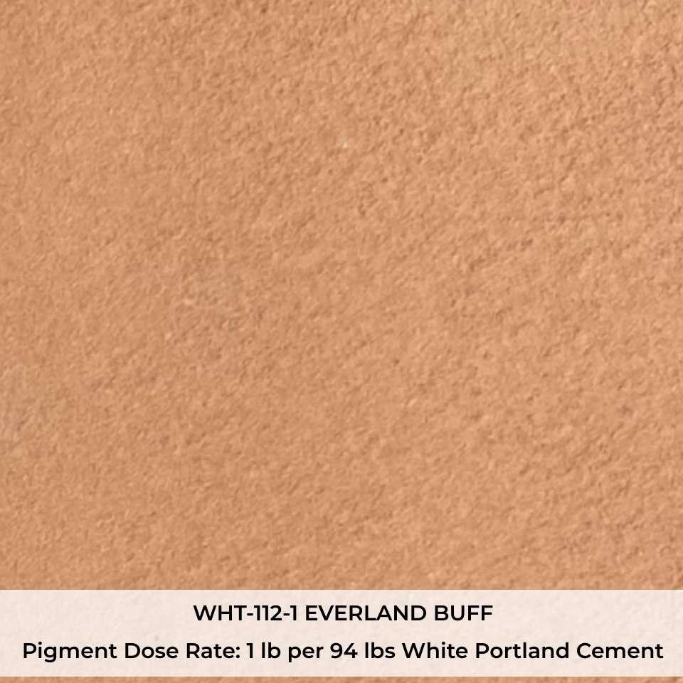 WHT-112-1 EVERLAND BUFF Pigment