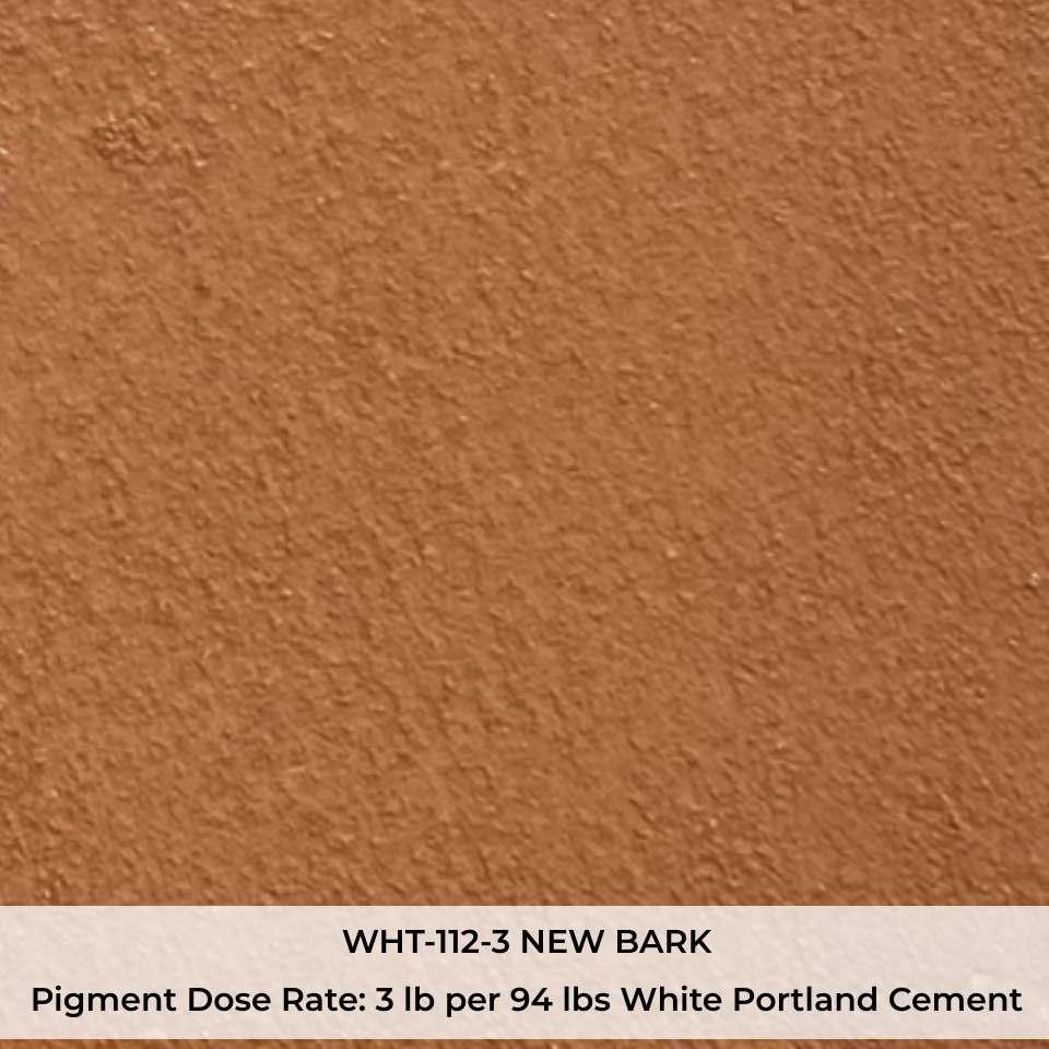WHT-112-3 NEW BARK Pigment