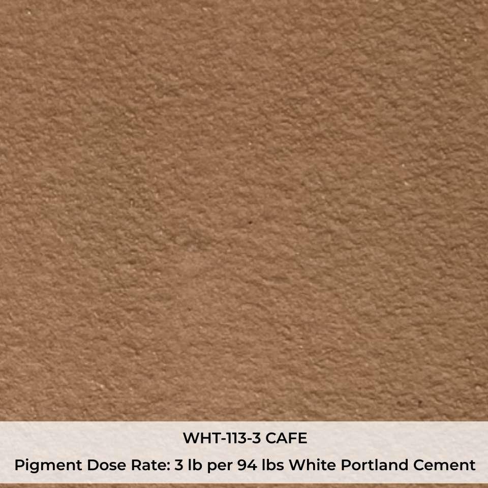 WHT-113-3 CAFE Pigment