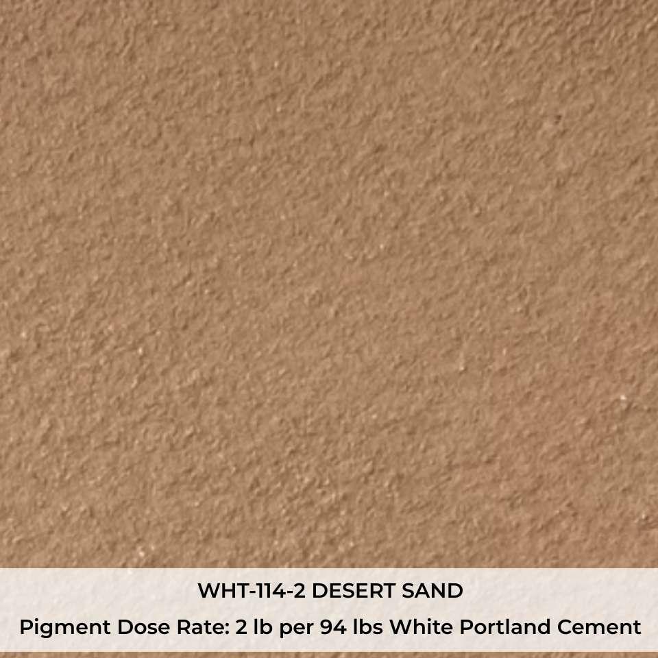 WHT-114-2 DESERT SAND Pigment