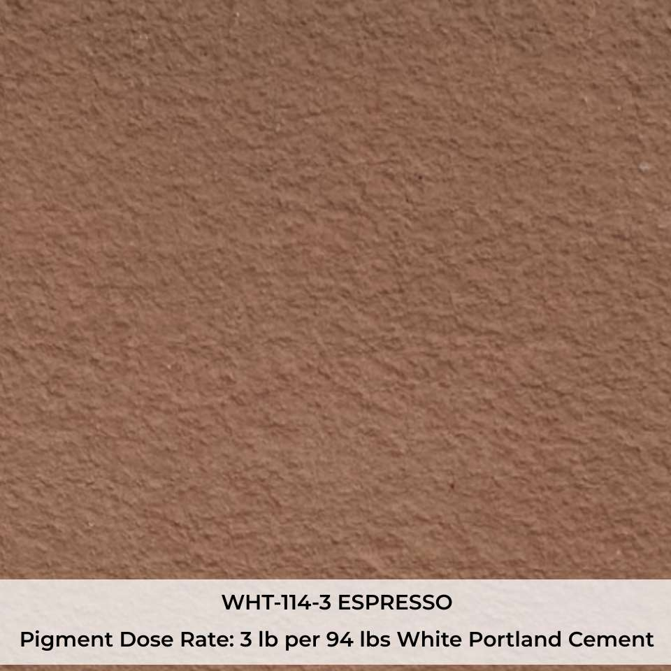 WHT-114-3 ESPRESSO Pigment