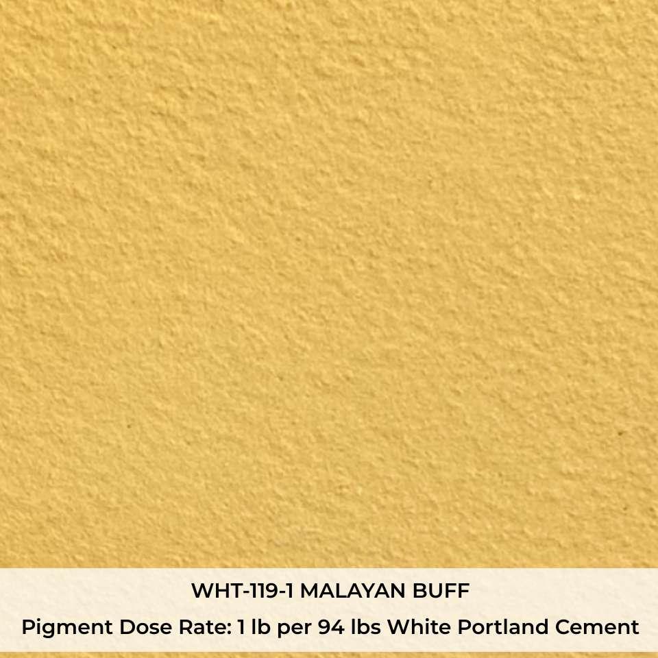 WHT-119-1 MALAYAN BUFF Pigment