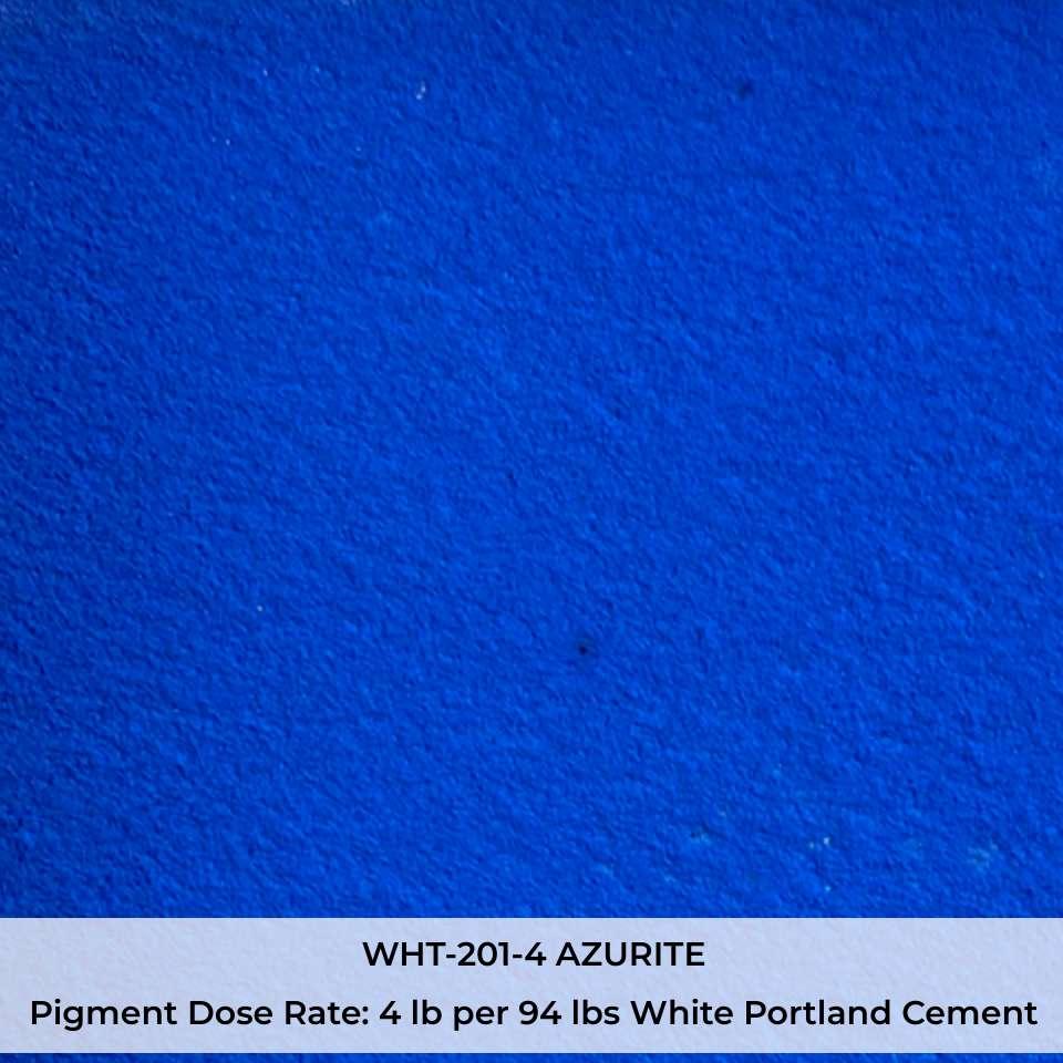 WHT-201-4 AZURITE Pigment