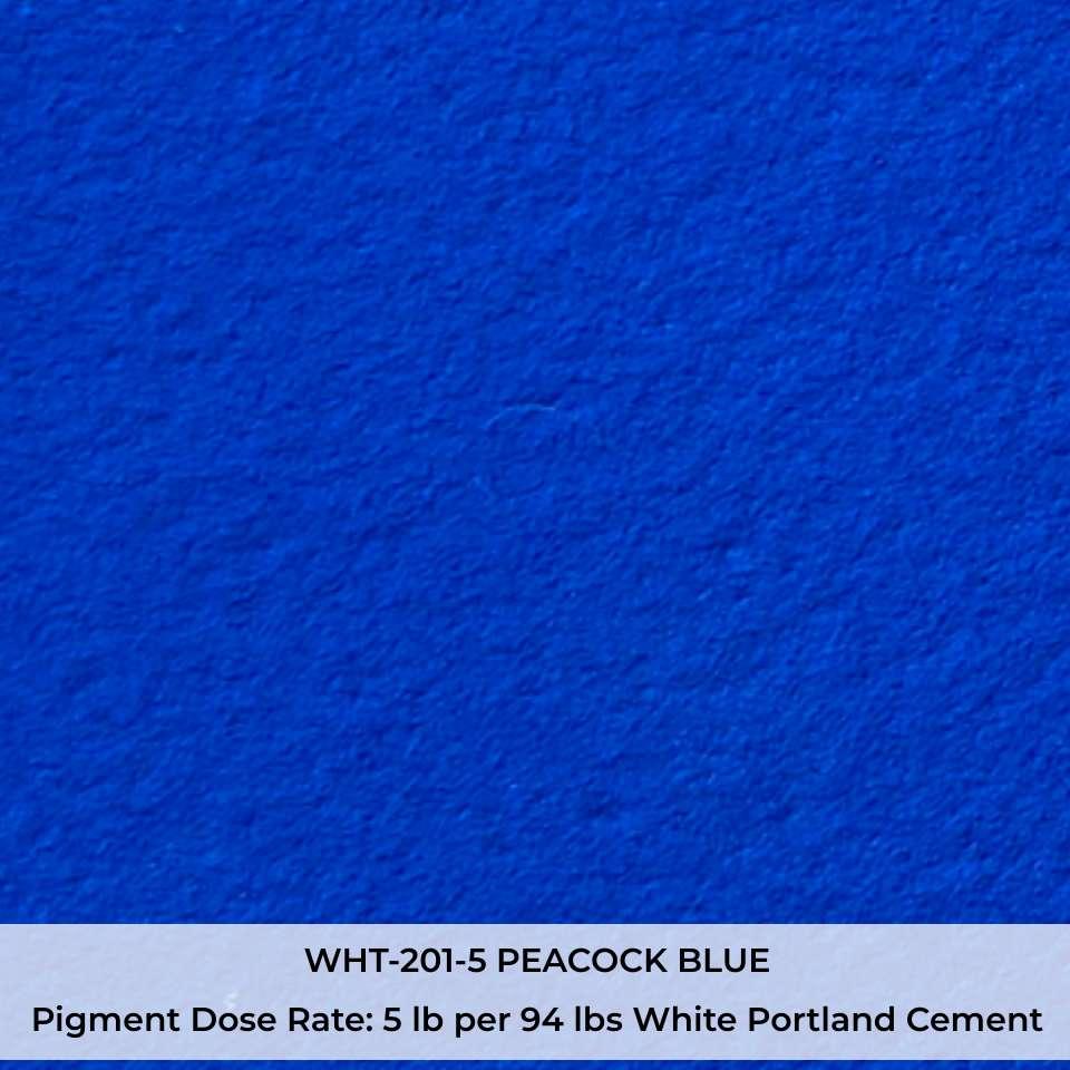 WHT-201-5 PEACOCK BLUE Pigment