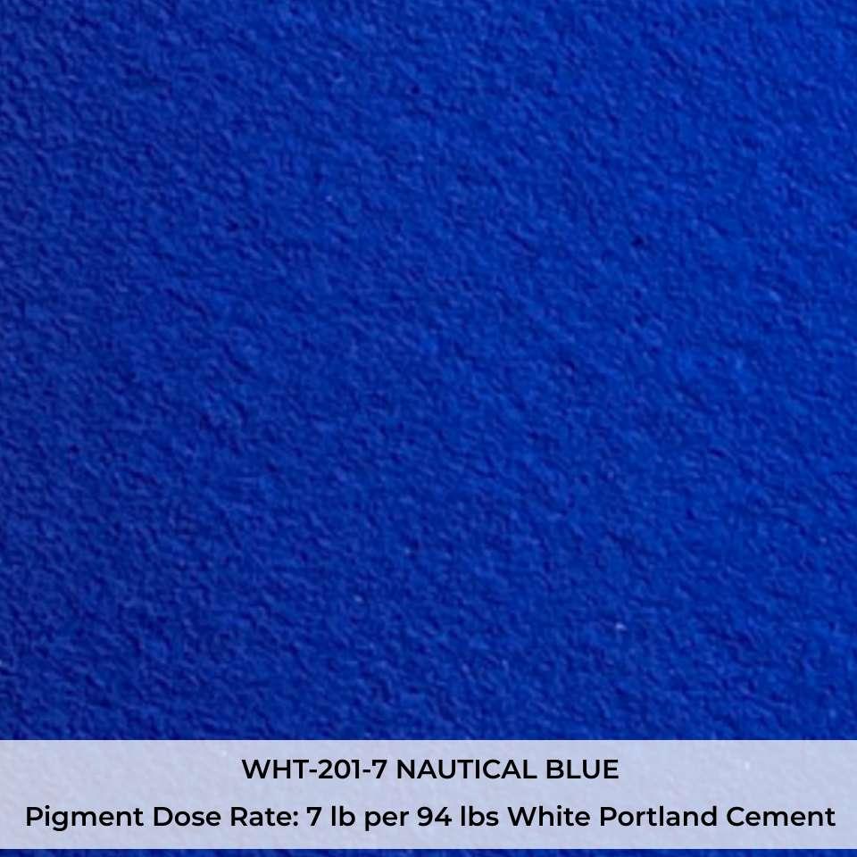 WHT-201-7 NAUTICAL BLUE Pigment