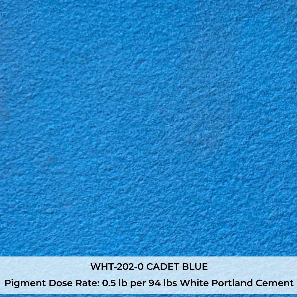 WHT-202-0 CADET BLUE Pigment