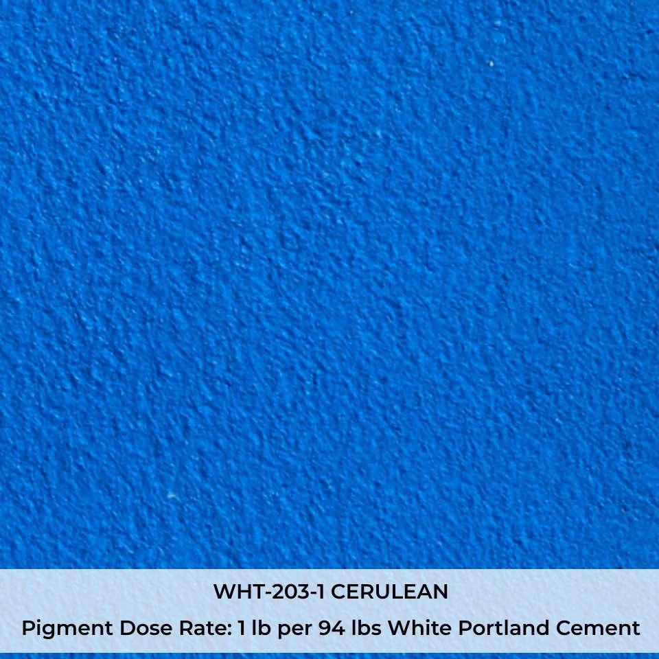 WHT-203-1 CERULEAN Pigment
