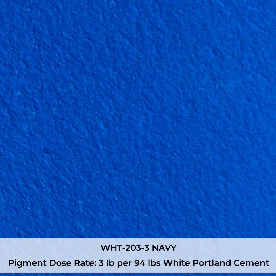 WHT-203-3 NAVY Pigment
