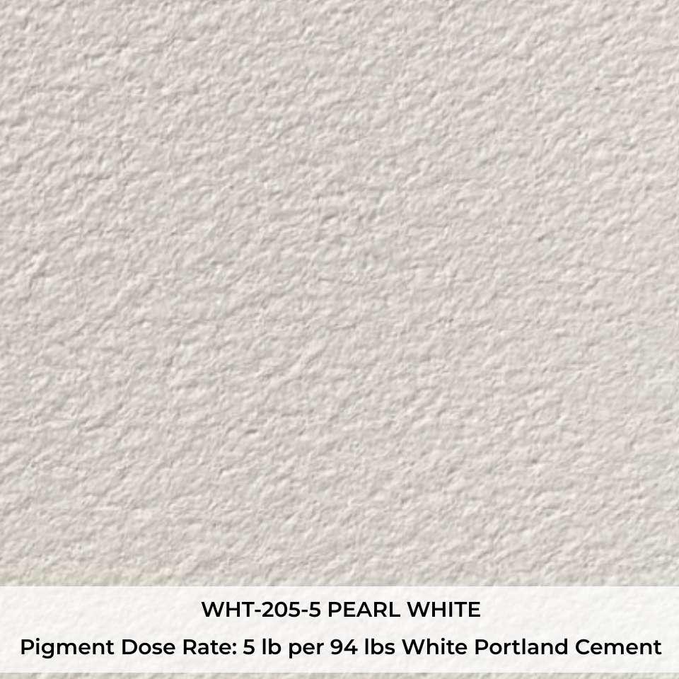 WHT-205-5 PEARL WHITE Pigment