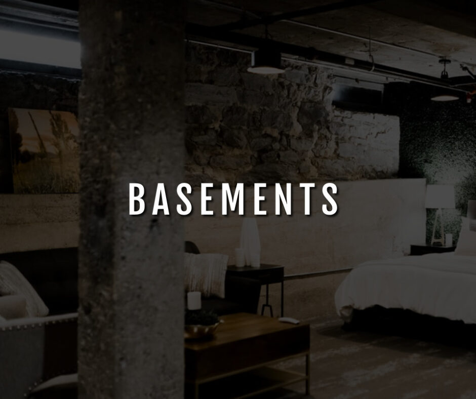 Design by Project - BASEMENTS