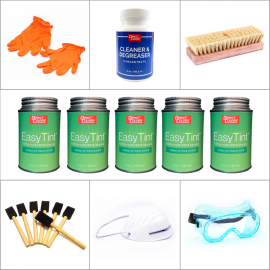 Directcolors - Tinted Sealer Colors Trial Kit