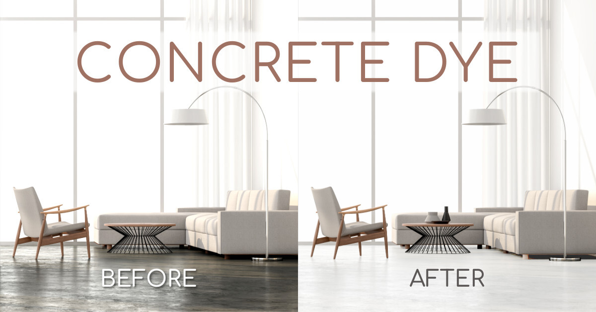 Concrete Dye Direct Colors
