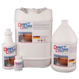 Directcolors - Concrete Sealer, Solvent-Based, High Gloss