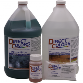 Directcolors - DIY Concrete Acid Stain Add-On Kit