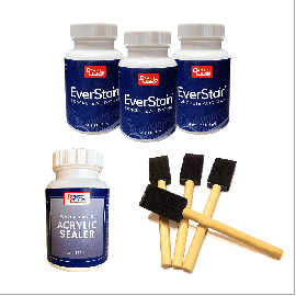 Directcolors - EverStain™ Acid Stain Trial Kit